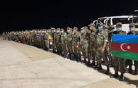 """Azerbaijani firefighters arrive in Turkey <span class=""""color_red"""">[PHOTO]</span>"""