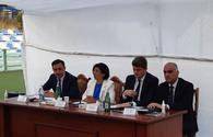"""Azerbaijan holds meeting of working groups of Interdepartmental Center in Hadrut <span class=""""color_red"""">[PHOTO]</span>"""