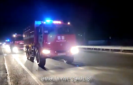 """More Azerbaijani firefighters, rescuers leave for Turkey <span class=""""color_red"""">[VIDEO]</span>"""