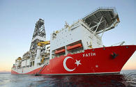 Turkey's Fatih drillship continues oil, natural gas explorations