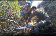 """Azerbaijani firefighters continue extinguishing wildfires in Turkey <span class=""""color_red"""">[PHOTO/VIDEO]</span>"""