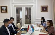 """Nizami Ganjavi Center, Turkic Culture and Heritage Foundation mull cooperation <span class=""""color_red"""">[PHOTO]</span>"""