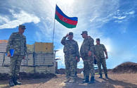"""Defence chief inspects military units in liberated Kalbajar <span class=""""color_red"""">[PHOTO/VIDEO]</span>"""