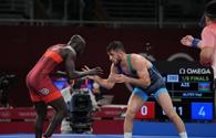 """National wrestlers reach semifinal in Tokyo <span class=""""color_red"""">[PHOTO]</span>"""