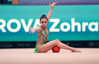 """Tokyo 2020 National gymnast performs individual program <span class=""""color_red"""">[UPDATE]</span>"""