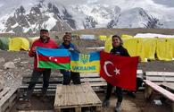 """National cyclist conquers new mountain peak <span class=""""color_red"""">[PHOTO]</span>"""