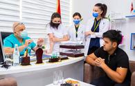 """Second Karabakh War veterans examined by world-renowned doctors <span class=""""color_red"""">[PHOTO]</span>"""