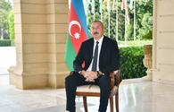 """President Aliyev: Countries recognizing so-called """"Armenian genocide"""" do not want to recognize Khojaly genocide"""