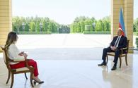 President Ilham Aliyev: Unlike Armenians, we did not carry out ethnic cleansing