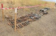 Some 275 mines, unexploded ordnance defused in Karabakh