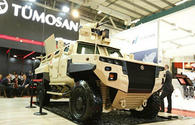 Turkey to produce engines for military vehicles