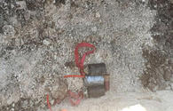 Police defuse bomb in liberated Hadrut settlement