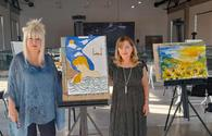 """World-famous artist shares her art secrets <span class=""""color_red"""">[PHOTO/VIDEO]</span>"""