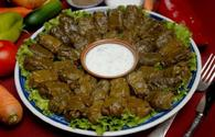 Treat yourself with delicious dolma