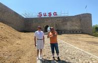 Foreign journalists visit Azerbaijan's liberated lands
