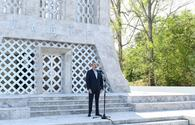"""Aliyev hails Vagif Poetry Days opening in Shusha <span class=""""color_red"""">[PHOTO]</span>"""
