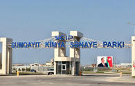 Sumgayit Chemical Industrial Park to commission new plant