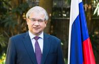 New co-chair of OSCE MG from Russia to visit Azerbaijan