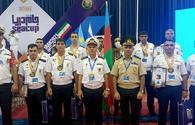 """Closing ceremony of """"Sea Cup"""" military contest held"""