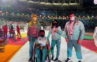 """National team shines at Tokyo 2020 Paralympic Games <span class=""""color_red"""">[PHOTO/VIDEO]</span>"""