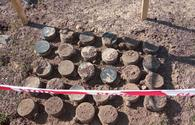 Some 471 mines, munitions defused in liberated lands