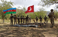 """Azerbaijan, Turkey hold joint drills in liberated Lachin <span class=""""color_red"""">[PHOTO]</span>"""