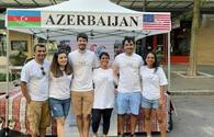 """Azerbaijan partakes in int'l  food festival in US <span class=""""color_red"""">[PHOTO]</span>"""