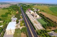 Azerbaijan builds another road to liberated lands
