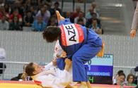 National judoka wins another gold at First CIS Games 2021