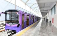 New overground subway station to be constructed in Baku