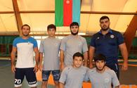 National wrestlers win medals at European Championship