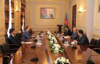 """Report of US Commission on Int'l Religious Freedom is biased - head of Azerbaijani State Committee <span class=""""color_red"""">[PHOTO]</span>"""