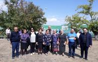 Another visit of Shusha residents to their hometown organized