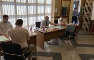 State Duma elections held at Russian Embassy in Baku