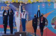 """National gymnasts win six medals in Montenegro <span class=""""color_red"""">[PHOTO]</span>"""