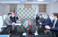 Int'l Business Forum to expand Azerbaijani-Turkish co-op