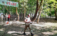 """Azerbaijani army holds orienteering competitions <span class=""""color_red"""">[PHOTO]</span>"""