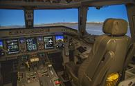 """AZAL Pilot Training Center Replenished with a Modern Flight Simulator <span class=""""color_red"""">[PHOTO/VIDEO]</span>"""