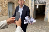 """Iranian delegation in Aghdam informed of Armenian vandalism <span class=""""color_red"""">[PHOTO]</span>"""