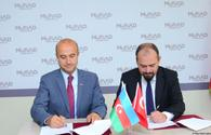 """Azerbaijani Day.Az joins MUSIAD's business union which incorporates largest companies in Turkey <span class=""""color_red"""">[PHOTO]</span>"""