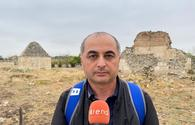 Villages and historical monuments turned into ruins in Azerbaijan's Aghdam – Georgian expert