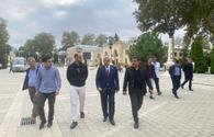 """OIC Independent Permanent Human Rights Commission visits Azerbaijan's Tartar <span class=""""color_red"""">[PHOTO]</span>"""