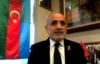 """Turkish president's adviser: Victory in second Karabakh war inscribed in Azerbaijan's glorious history <span class=""""color_red"""">(PHOTO/VIDEO)</span>"""