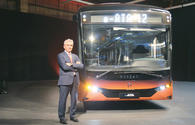 Turkey produces new electric bus models