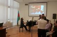"""Baku Music Academy marks Remembrance Day <span class=""""color_red"""">[PHOTO/VIDEO]</span>"""