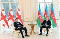 """Strong Azerbaijan-Georgia political ties important for region <span class=""""color_red"""">[UPDATE]</span>"""