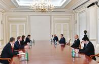 """President, Czech FM eye wide range of cooperation <span class=""""color_red"""">[UPDATE]</span>"""
