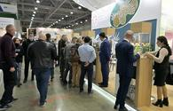 Azerbaijani products attract great interest in int'l expo