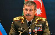 """Azerbaijan's Defense Minister meets with Georgian PM <span class=""""color_red"""">[PHOTO]</span>"""