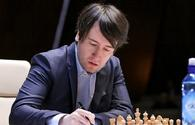 National GM takes second place at Champions Chess Tour